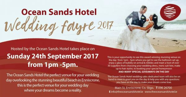 Ocean Sands Hotel Wedding Fayre 2017