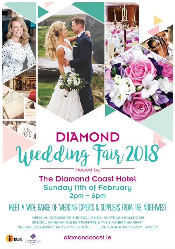 Diamond Coast Wedding Fair February 10th and 11th
