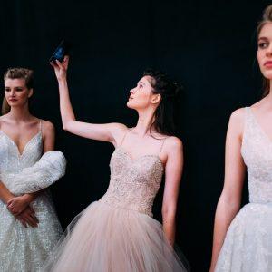 Blush tones SS Bridal Fashion 2019