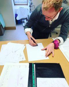 Thomas Heverin Wedding Dress Designer